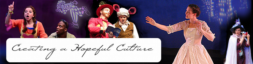 Pollyanna Theatre Company Presents New Plays for Children and Families from Austin,Texas Creating a Hopeful Culture through the Arts